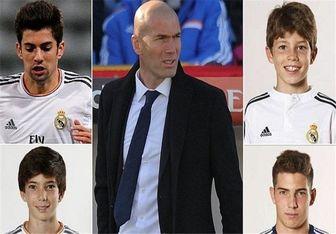 هشدار زیدان به بازیکنان رئال مادرید