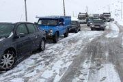 ترافیک نیمه سنگین در محورهای شرقی تهران