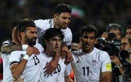 ایران بهترین تیم قاره آسیا به انتخاب فرانس فوتبال