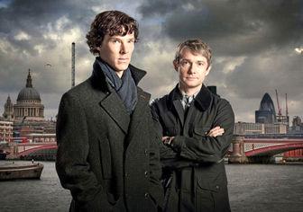 پخش سریال «شرلوک» از  شبکه تماشا