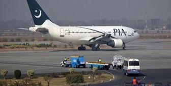 هواپیماهای بدون مسافر «کام ایر» افغانستان در فرودگاه های ایران فرود آمد
