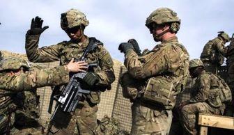 انتقال نظامیان آمریکا از عراق به افغانستان