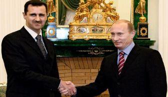 سوریها روسیه را منجی خود میدانند