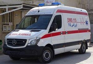 عملیات نفسگیر برای انتقال بیمار ۴۰۰ کیلویی