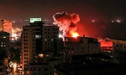 خواب از سر رژیم صهیونیستی پرید/ پاسخ شدید نیروهای مقاومت غزه به حملات موشکی اسرائیل