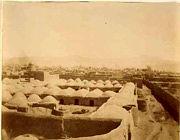 خیابان حافظ تهران در ۶۱ سال قبل / عکس