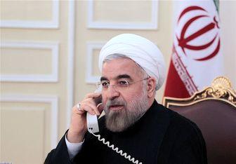 گفتوگوی تلفنی روحانی با نخستوزیر عراق