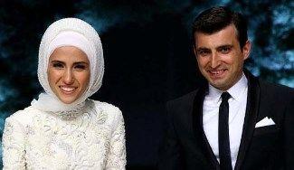 مراسم عروسی دختر اردوغان+تصاویر
