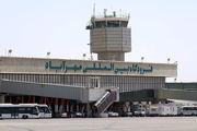 آتش سوزی یک فروند هواپیما در فرودگاه مهرآباد