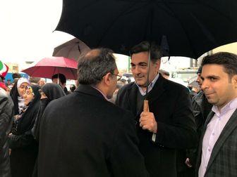 شهردار تهران : با وحدت کلمه و همدلی باید مشکلات را پشت سر بگذاریم