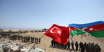 برگزاری رزمایش با ترکیه حق باکو است