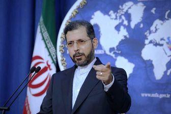 واکنش سخنگوی وزیر امور خارجه به ادعای بی اساس پامپئو