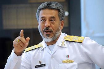 دریادار سیاری: هیچگاه برای سایر کشورها تهدید نیستیم