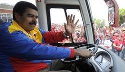 رانندهای که رئیسجمهور شد!
