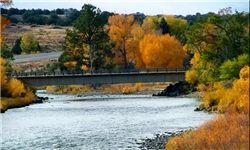 بستر رودخانههای کشور 146 هزار کیلومتر است