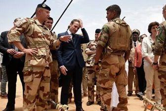 فرانسه به «گروههای تروریستی» آموزش نظامی می دهد