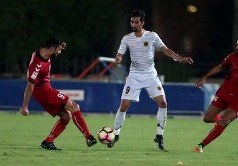 پیروزی القطر با گلزنی مدافع ایرانی