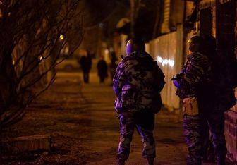 """هلاکت ۲ تروریست داعشی در شهر """"تیومن"""" روسیه"""