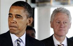 """بیل کلینتون اوباما را یک """" تازه کار """" میداند"""