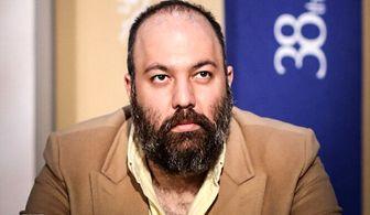 علی اوجی سوار بر ماشین لاکچریش /عکس
