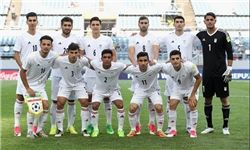 ترکیب تیم ملی جوانان ایران مقابل زامبیا