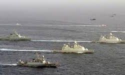 رزمایش کشورهای عربی در دریای سرخ