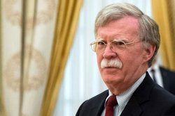 اعتراف بولتون به عدم همراهی کشورها در تحریم نفتی ایران