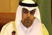 تأکید رئیس پارلمان عربی بر حل سیاسی بحرانهای منطقهای
