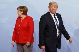 «مرکل» سوت پایان رهبری جهانی آمریکا را زد!