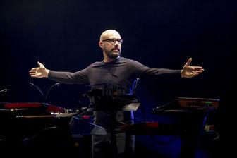 نوازنده ایرانی در تور کنسرتهای گروه آلمانی