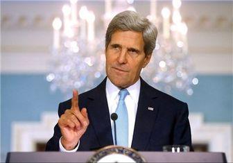 تکرار سخنان محسن رضایی توسط کری/خاورمیانه در آستانه جنگ است