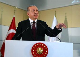 رجزخوانی اردوغان برای تروریستها