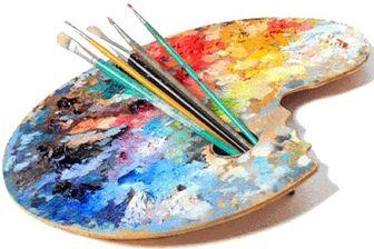 هنرمندی که تابلوهایش را از مرغ هم ارزانتر میفروشد/ عکس