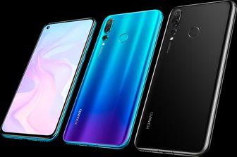 ویژگیهای جدید مانیتورهای تمام صفحه هوآوی در Huawei Nova 4