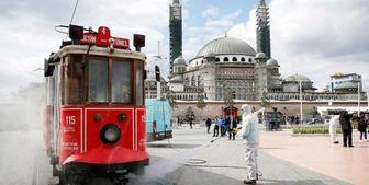 ۲ هزار مبتلا و ۳۸ فوتی جدید در ترکیه
