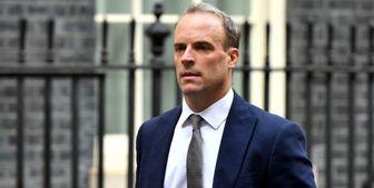 واکنش وزیر خارجه انگلیس درباره حمله به پایگاه التاجی
