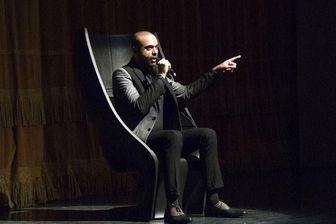اولین واکنش خواننده پاپ به پخش تصاویر مستهجن در کنسرتش