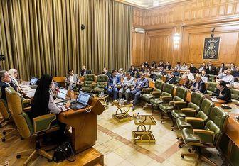 تداوم بررسی لایحه بودجه 97 شهرداری تهران در چهل و پنجمین جلسه شورای شهر