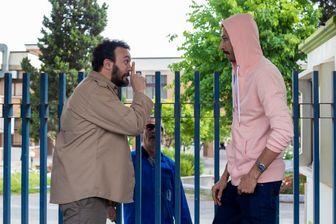 جمع بازیگران کمدی در تلویزیون جمع میشود/ تصاویر