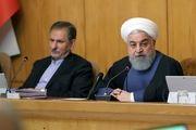 روحانی: مسیرها و راههای مختلفی را برای فروش نفت دنبال میکنیم