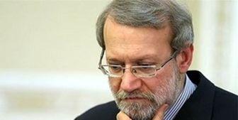 تأکید لاریجانی بر ضرورت توسعه روابط ایران و تاجیکستان