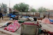 خنثی شدن حمله موشکی به فرودگاه بغداد