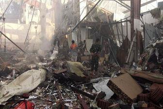 عربستان دکل های مخابراتی صعده یمن را منهدم کرد