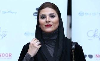 سحر دولتشاهی در لباس عروس+فیلم