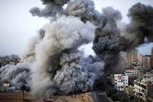 حمله هوایی ارتش رژیم صهیونیستی به شمال نوار غزه