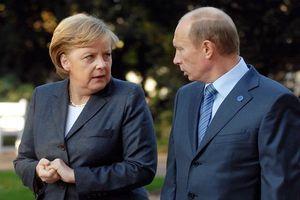 رایزنی پوتین و مرکل بر سر قانون اساسی سوریه