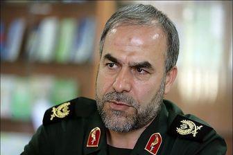واکنش معاون سیاسی سپاه به بیانیه عربستان
