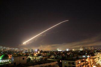 تحلیل رسانههای صهیونیستی از نتیجه حمله موشکی به سوریه