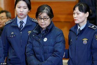دوست صمیمی رئیس جمهور کره جنوبی بدآورد