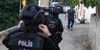 دستگیری 5 تروریست «پکک»